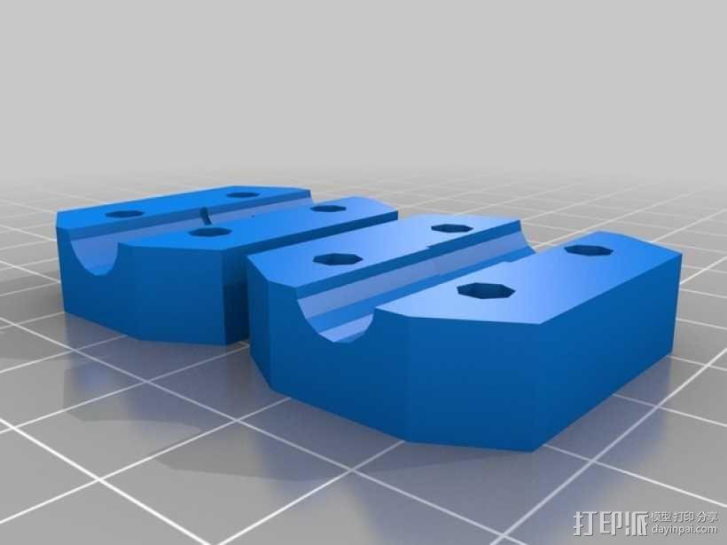 自制Prusa IT2打印机 3D模型  图4