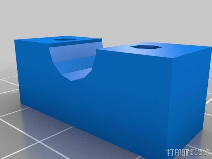 自制Prusa IT2打印机 3D模型  图7
