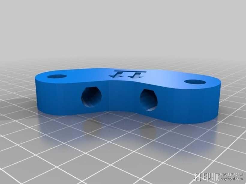 自制Prusa IT2打印机 3D模型  图5