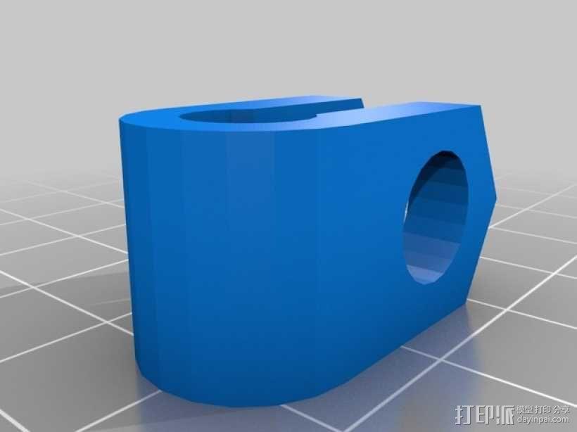 自制Prusa IT2打印机 3D模型  图8