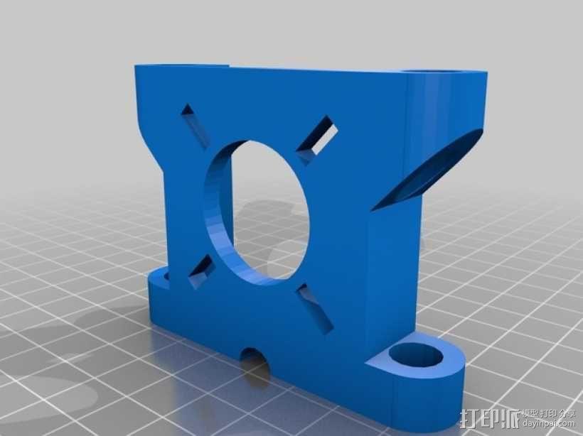 自制Prusa IT2打印机 3D模型  图9