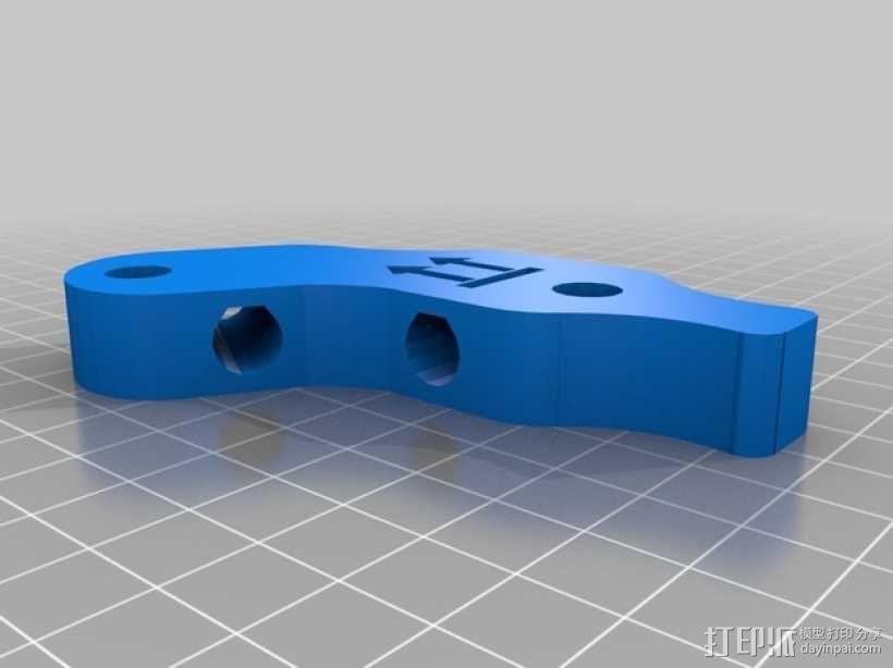 自制Prusa IT2打印机 3D模型  图12