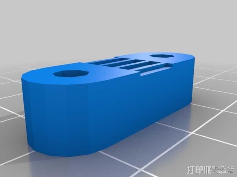 自制Prusa IT2打印机 3D模型  图14