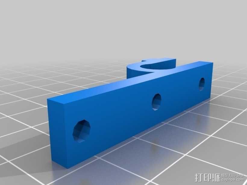 自制Prusa IT2打印机 3D模型  图16