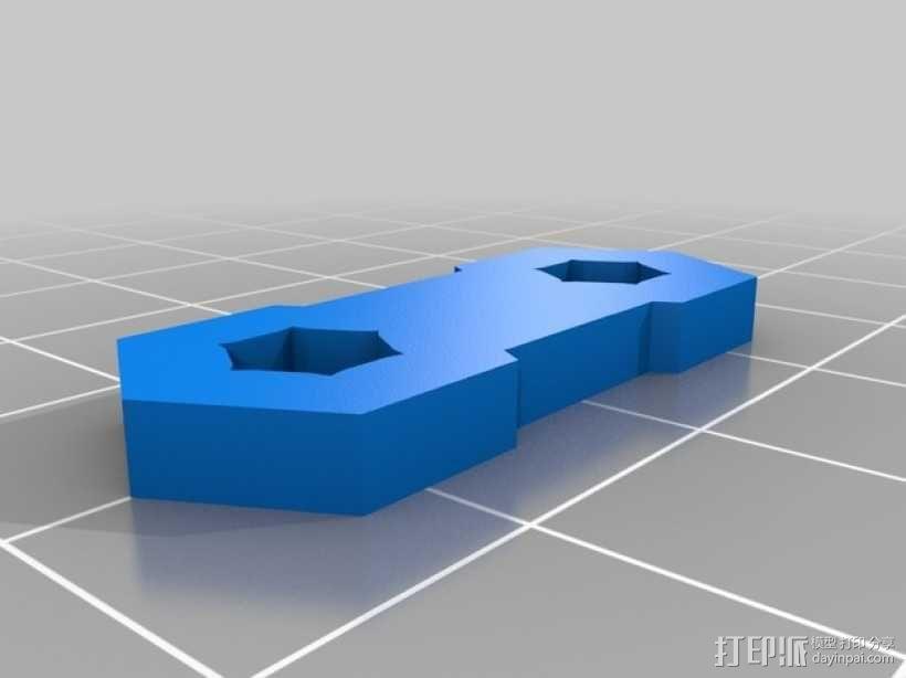 自制Prusa IT2打印机 3D模型  图17