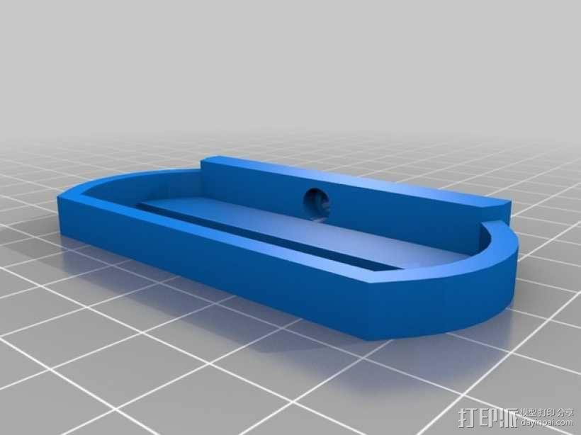 Raspberry Pi树莓派电路板外壳和支架 3D模型  图10