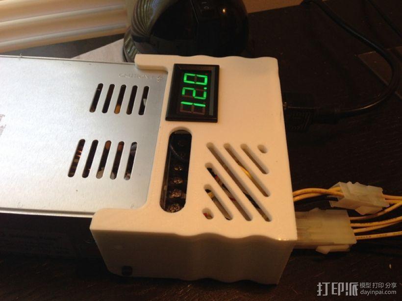 电源保护罩 3D模型  图5