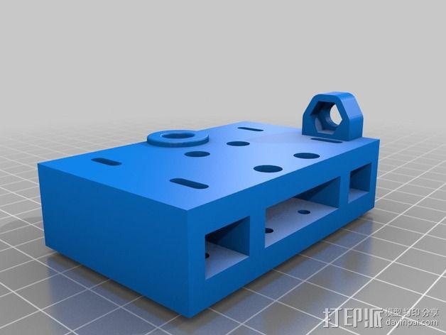 Graber i3打印机 3D模型  图6