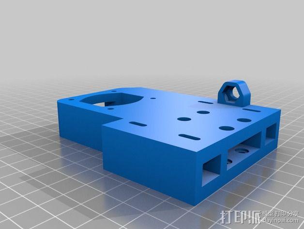 Graber i3打印机 3D模型  图5