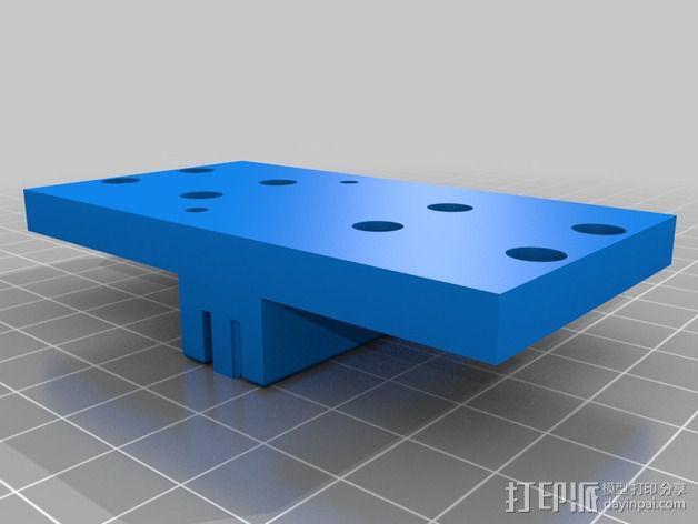 Graber i3打印机 3D模型  图8