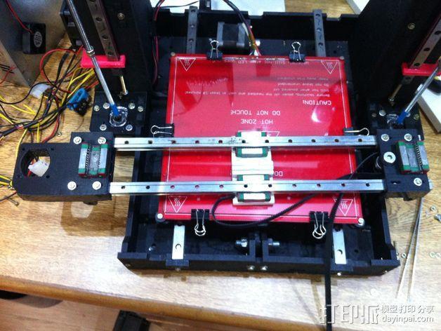 Graber i3打印机 3D模型  图9