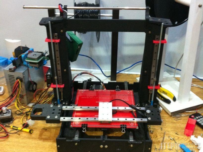 Graber i3打印机 3D模型  图12