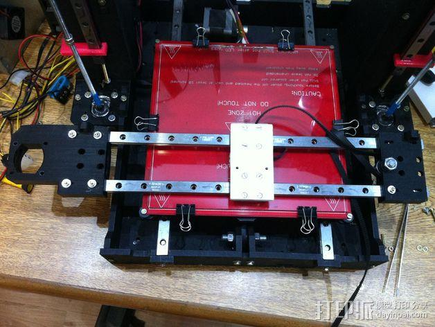 Graber i3打印机 3D模型  图11