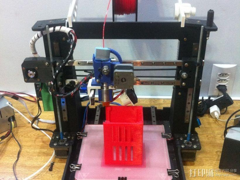 Graber i3打印机 3D模型  图13