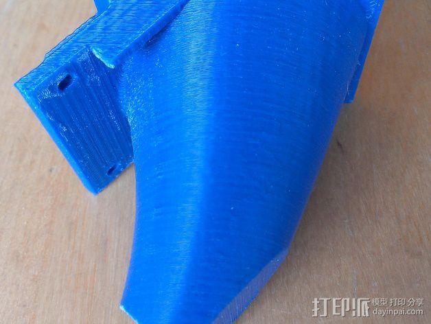 50毫米风扇支架 3D模型  图7