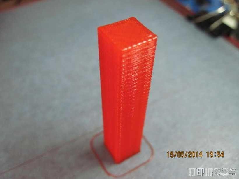 风扇导管 3D模型  图5