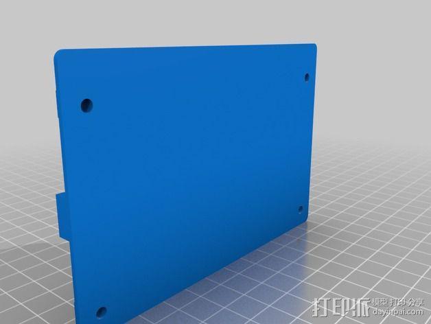 K8200 风扇支架 3D模型  图3