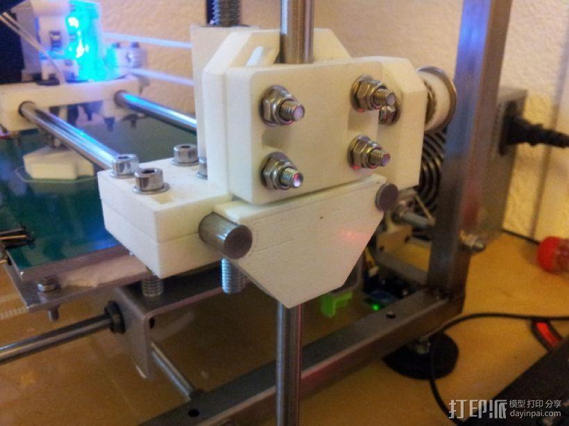 RepRap打印机Z轴稳定器 3D模型  图1