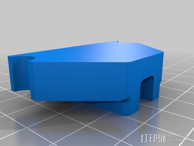 RepRap打印机Z轴稳定器 3D模型  图2