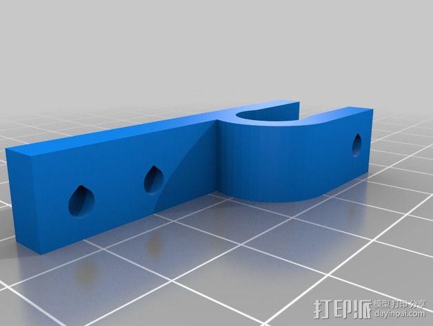 Mendel Max 打印机 3D模型  图2