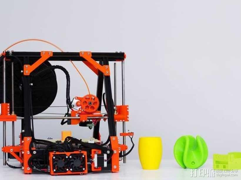 Mendel Max 打印机 3D模型  图1