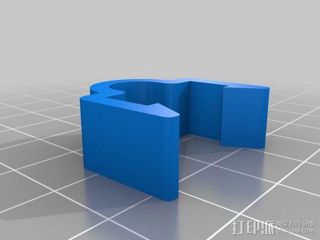 Mendel Max 打印机 3D模型  图6