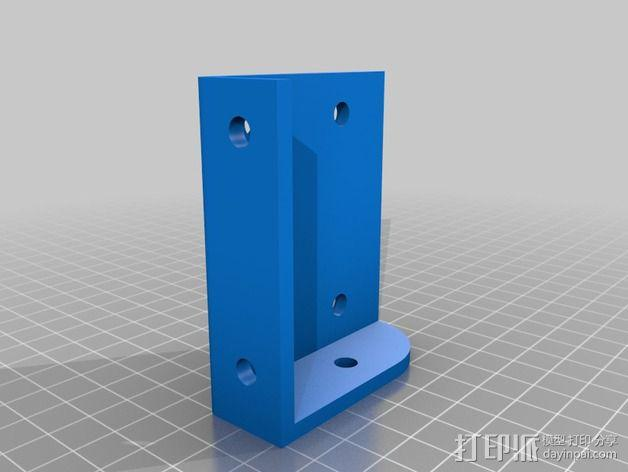 Mendel Max 打印机 3D模型  图8