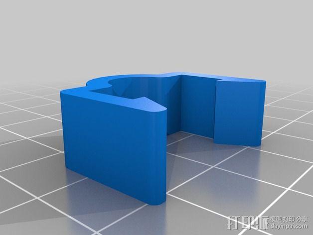 Mendel Max 打印机 3D模型  图10