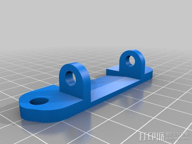 Mendel Max 打印机 3D模型  图11