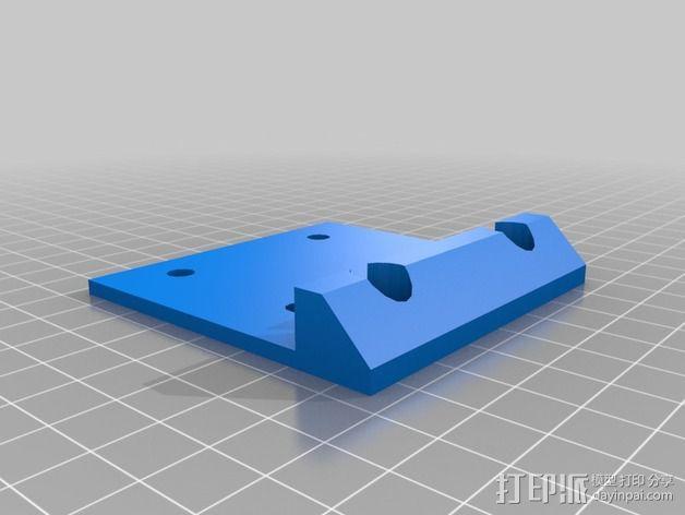 Mendel Max 打印机 3D模型  图9