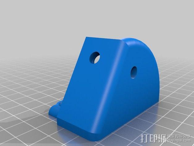 Mendel Max 打印机 3D模型  图12
