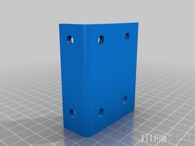 Mendel Max 打印机 3D模型  图13