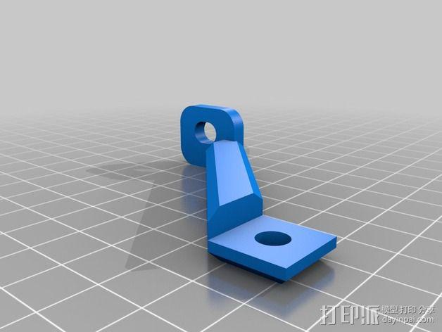 Mendel Max 打印机 3D模型  图16