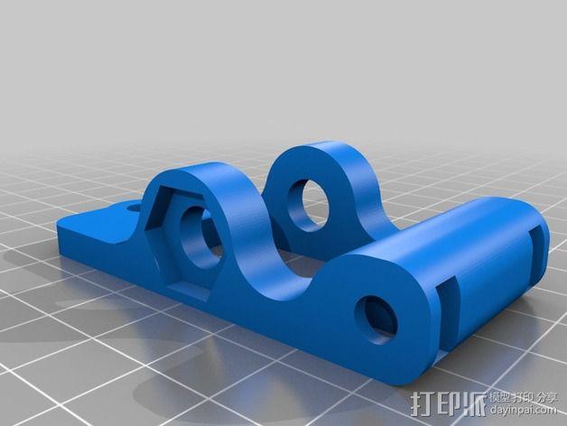 Mendel Max 打印机 3D模型  图18