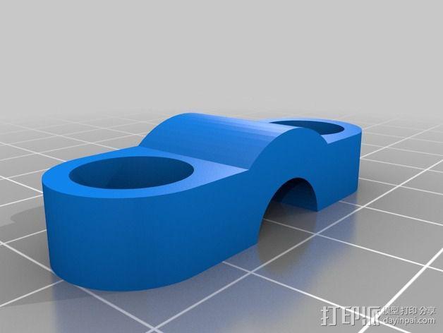 Mendel Max 打印机 3D模型  图20