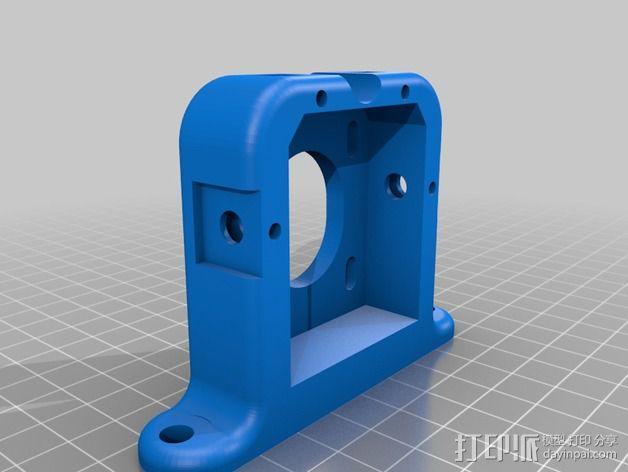 Mendel Max 打印机 3D模型  图22