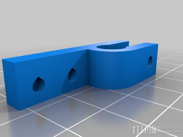 Mendel Max 打印机 3D模型  图23