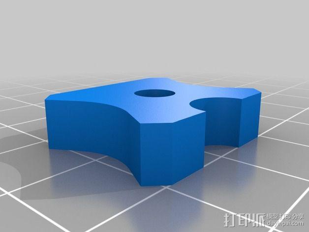 Mendel Max 打印机 3D模型  图24