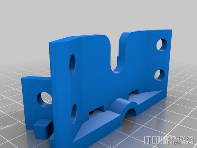 Mendel Max 打印机 3D模型  图26