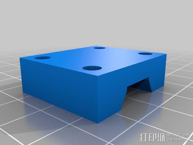 Mendel Max 打印机 3D模型  图25