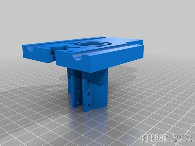 Mendel Max 打印机 3D模型  图28