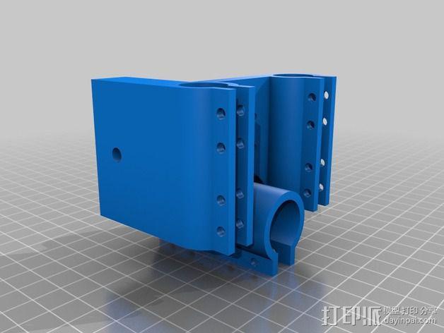 Mendel Max 打印机 3D模型  图29