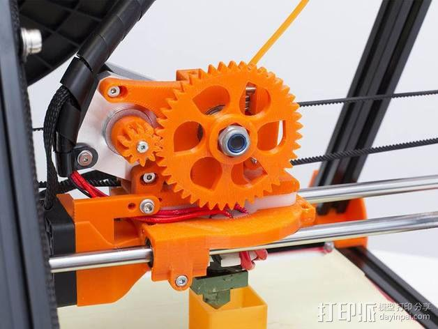 Mendel Max 打印机 3D模型  图30