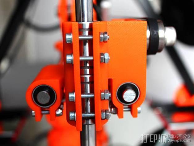 Mendel Max 打印机 3D模型  图31