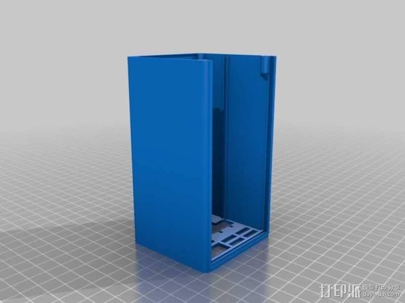 RAMPS 1.4电路板保护盒 3D模型  图5