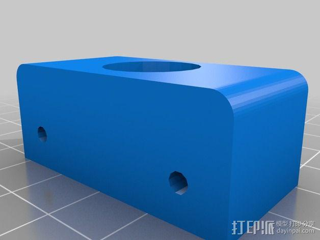 Core XY打印机 3D模型  图5