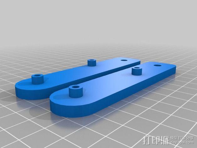 Core XY打印机 3D模型  图7