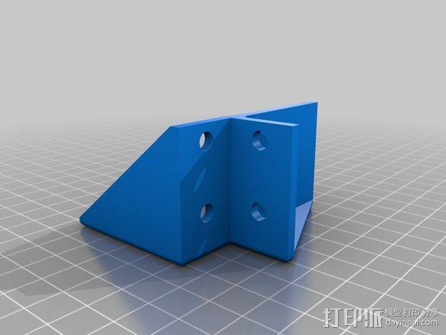 Core XY打印机 3D模型  图9