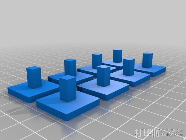 Core XY打印机 3D模型  图11