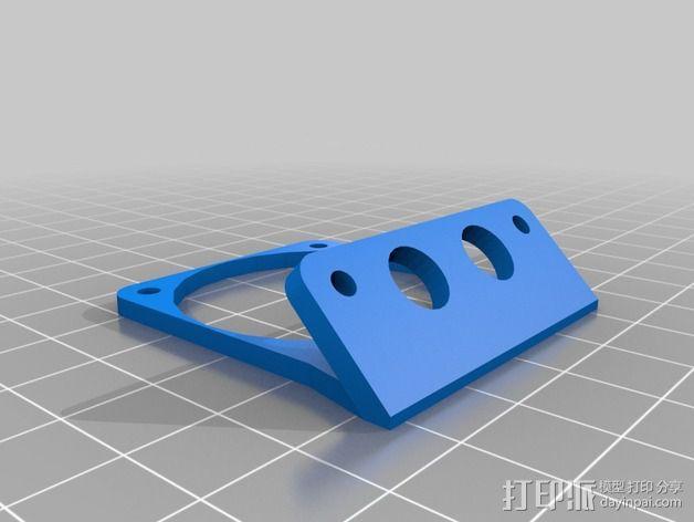 Core XY打印机 3D模型  图14